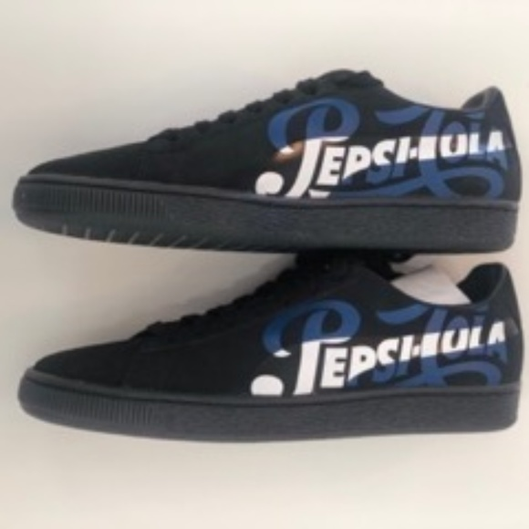 detailed look 237e5 729c3 PUMA x PEPSI Collab Suede Classic Sneaker *NEW* NWT
